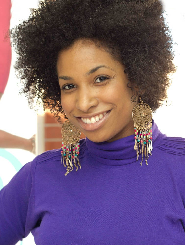 Street Style: Celebrate Black HERstory Chicago Naturals Event