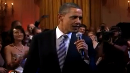 Must-See: President Obama Sings 'Sweet Home Chicago' with B.B. King