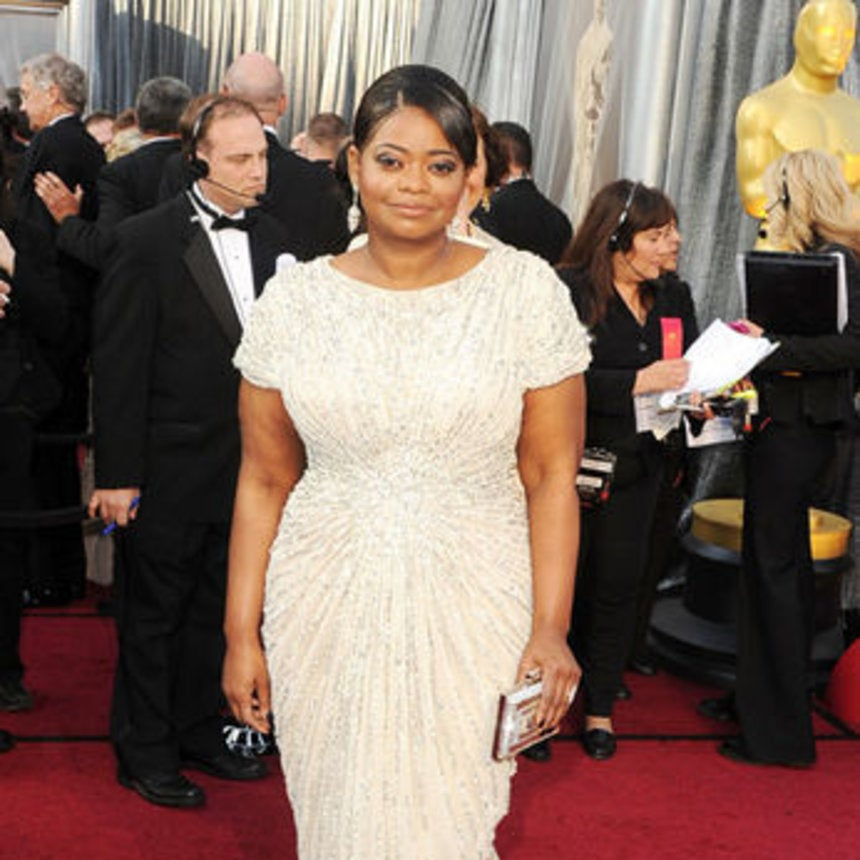 Octavia Spencer Wins Oscar for Best Supporting Actress
