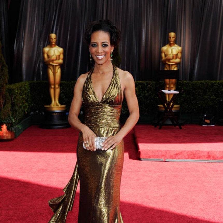 Oscars Red Carpet Diary: Shaun Robinson