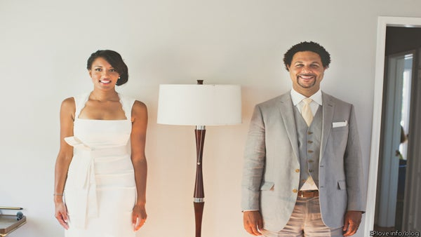 Bridal Bliss: Our Happy Home