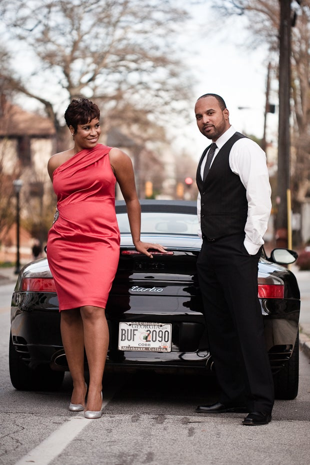 Just Engaged: Katrina and Reggie