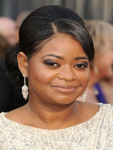 Must-See: Octavia Spencer on 'Black Women in Hollywood' Honor