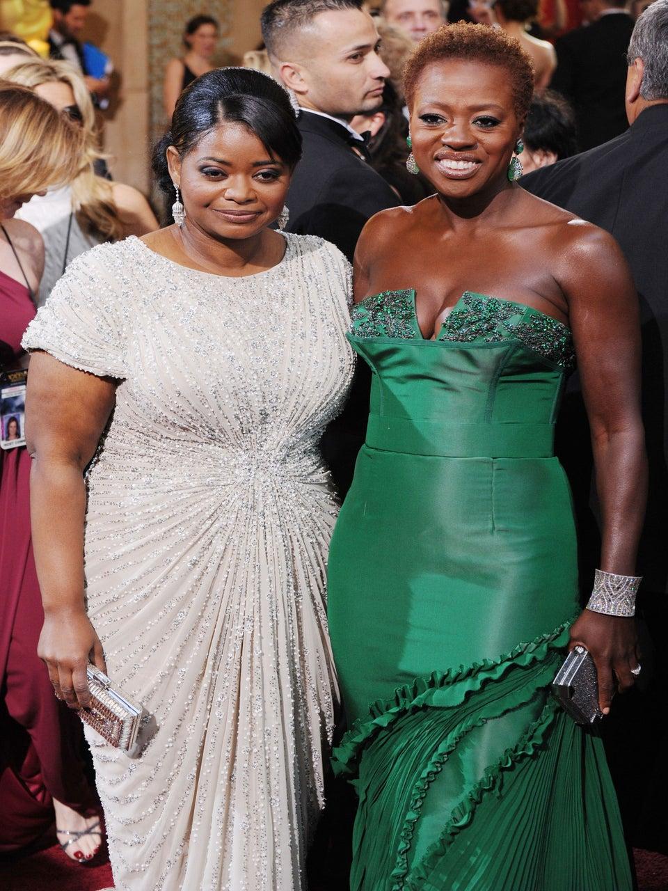 Viola Davis and Octavia Spencer's Incredible Awards Season
