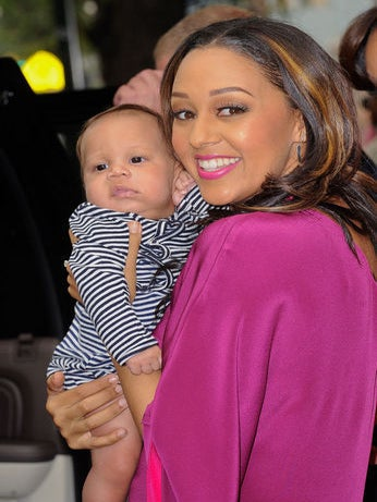 Chic Busy Mom: Exclusive Mommyshine with Tia Mowry