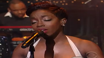 Must-See: Watch Estelle Sing 'Thank You' on David Letterman