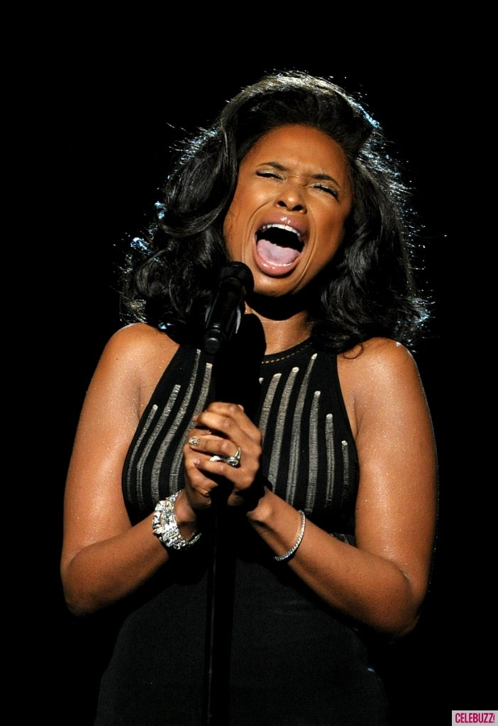 Must-See: Jennifer Hudson Sings Whitney Houston's 'I Will Always Love You' For Grammy Tribute