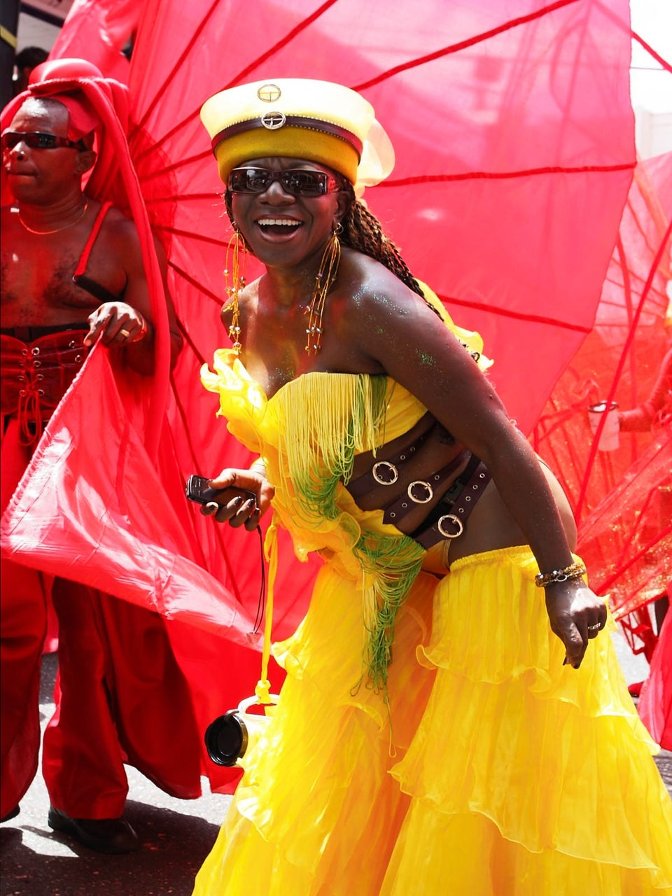 Street Style: Trinidad & Tobago Carnival