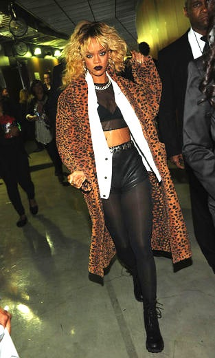 Style File: Rihanna's Wild Style
