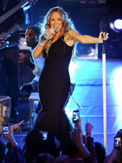 Must-See: Watch Mariah Carey's First Performance Since Giving Birth