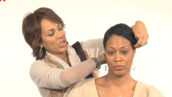 Beauty All-Access: Nicole Ari Parker's Save Your Do Headwrap