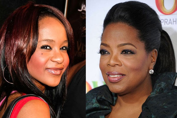 Oprah Winfrey Lands First Interview with Whitney Houston's Daughter, Bobbi Kristina