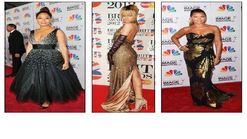 Celeb Style: 2012 Award Season's Best Dressed