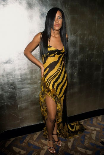 Is There a New Aaliyah Album in the Works?