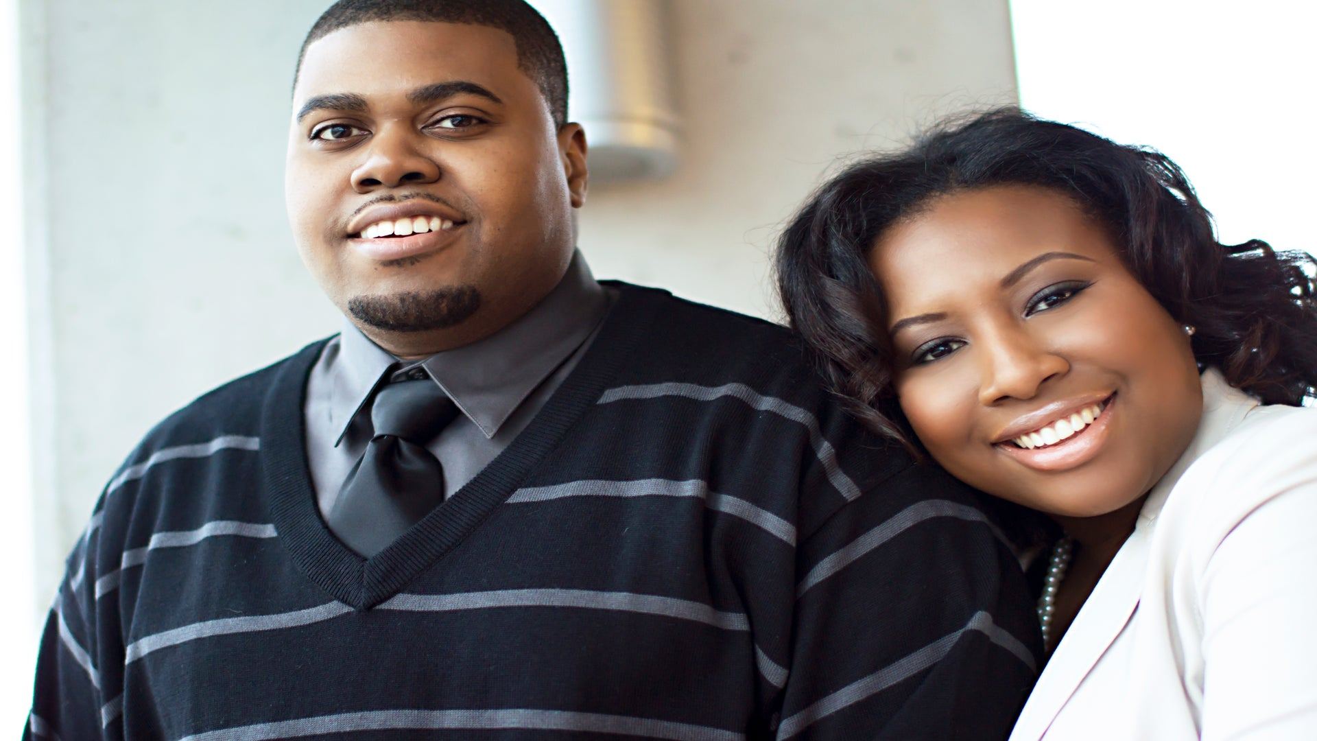 Just Engaged: LaToya and Ben
