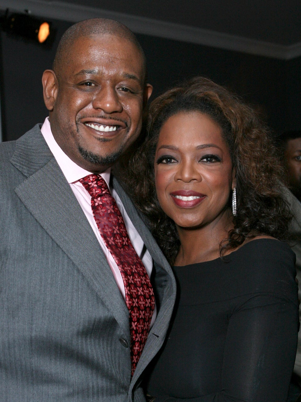 Are Oprah Winfrey and Forest Whitaker Doing a Movie Together?