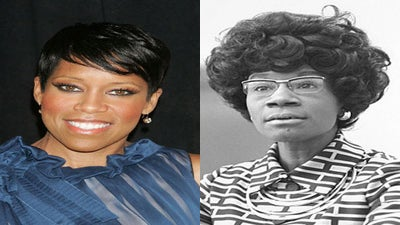 Is Regina King Doing a Shirley Chisholm Biopic?