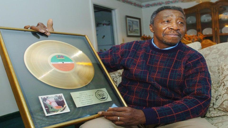 'Disco Inferno' Singer, Jimmy Ellis, Dies at 74