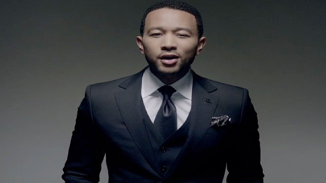 "Exclusive: John Legend's Sexy New Video ""Tonight"" Featuring Ludacris"