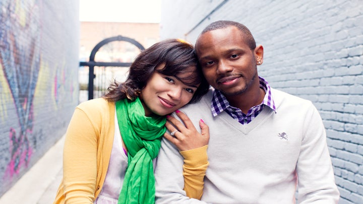 Just Engaged: Nakia and Tega