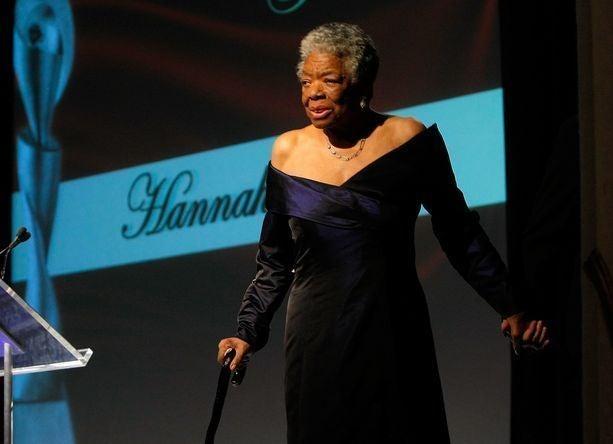 Watch Maya Angelou Recite the Poem That Won Her a Grammy