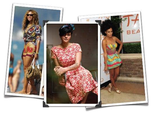 Five Fab Ways to Wear Prints