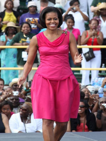 Michelle Obama to Lead U.S. Delegation in 2012 Olympics
