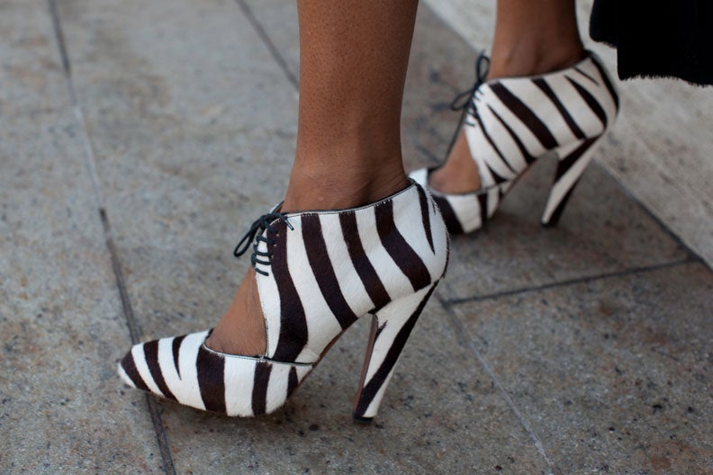 Accessories Street Style: Wild Things