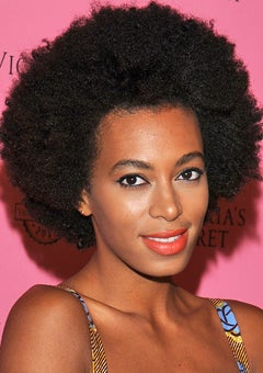Solange Knowles Offers Tips for Transitioners on New Website