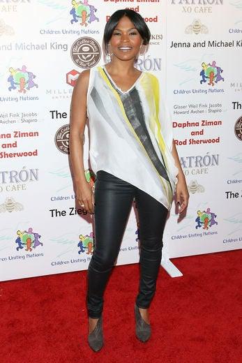 Exclusive: Nia Long Denies Marriage Rumors