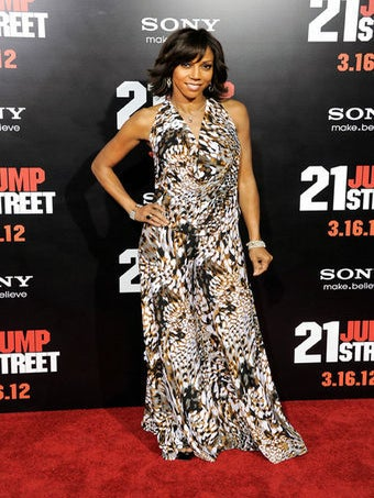 Exclusive: Holly Robinson Peete 'Gives Props' to '21 Jump Street' Movie