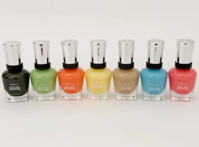Beauty Beat: Sally Hansen Creates Tracy Reese Nail Color Collection