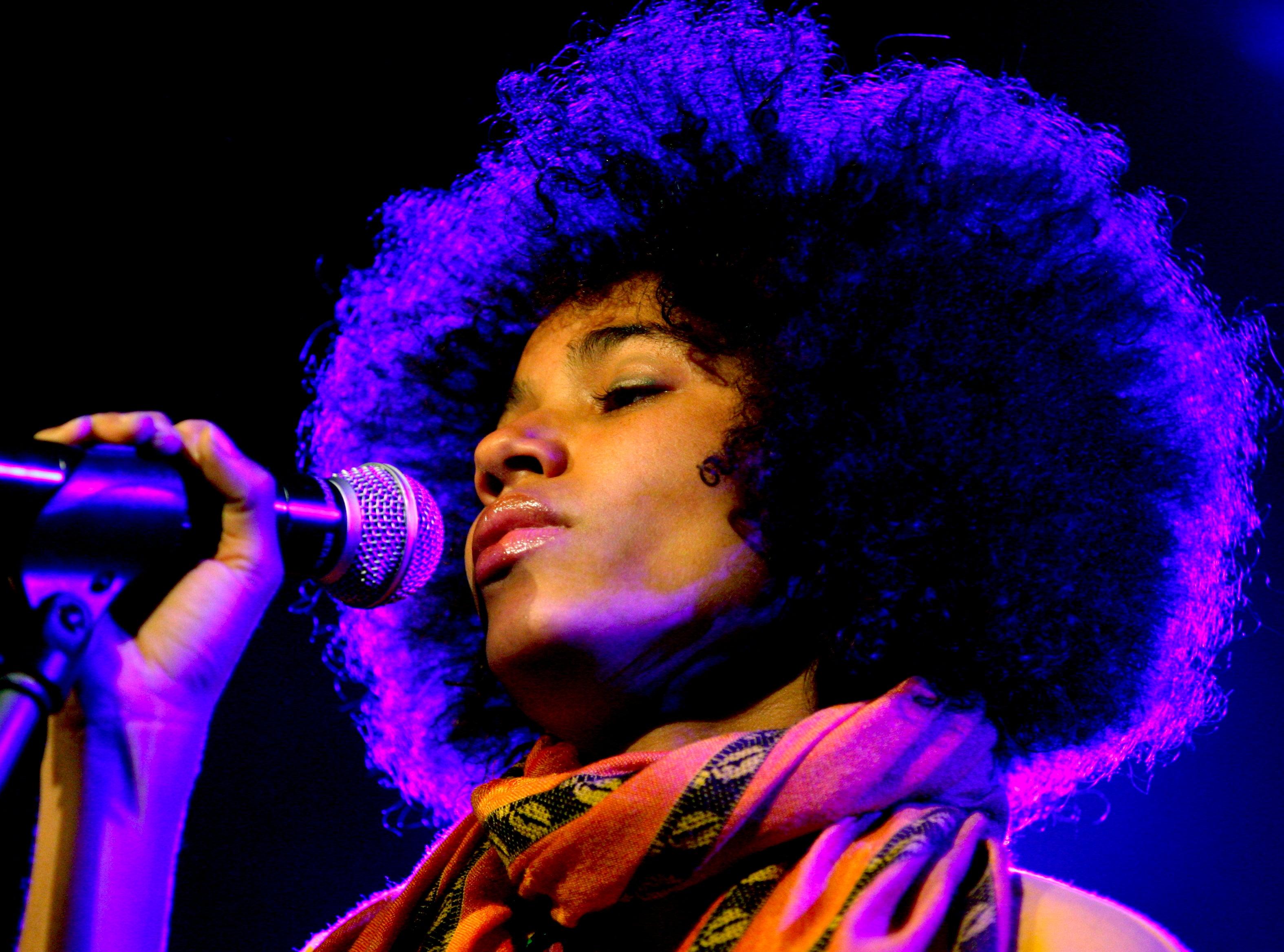 New and Next: Meet Nigerian Soul Singer, Nneka