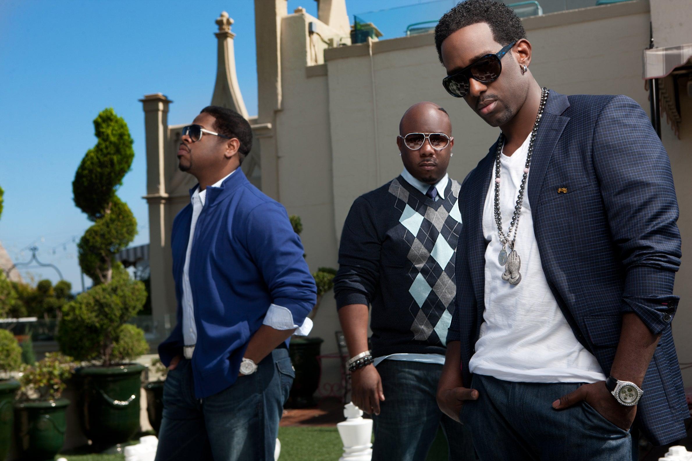 Must-See: Boyz II Men Performs New Song, 'Better Half'