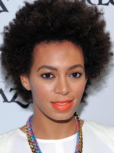 Celeb Beauty: Bright Lips for Spring