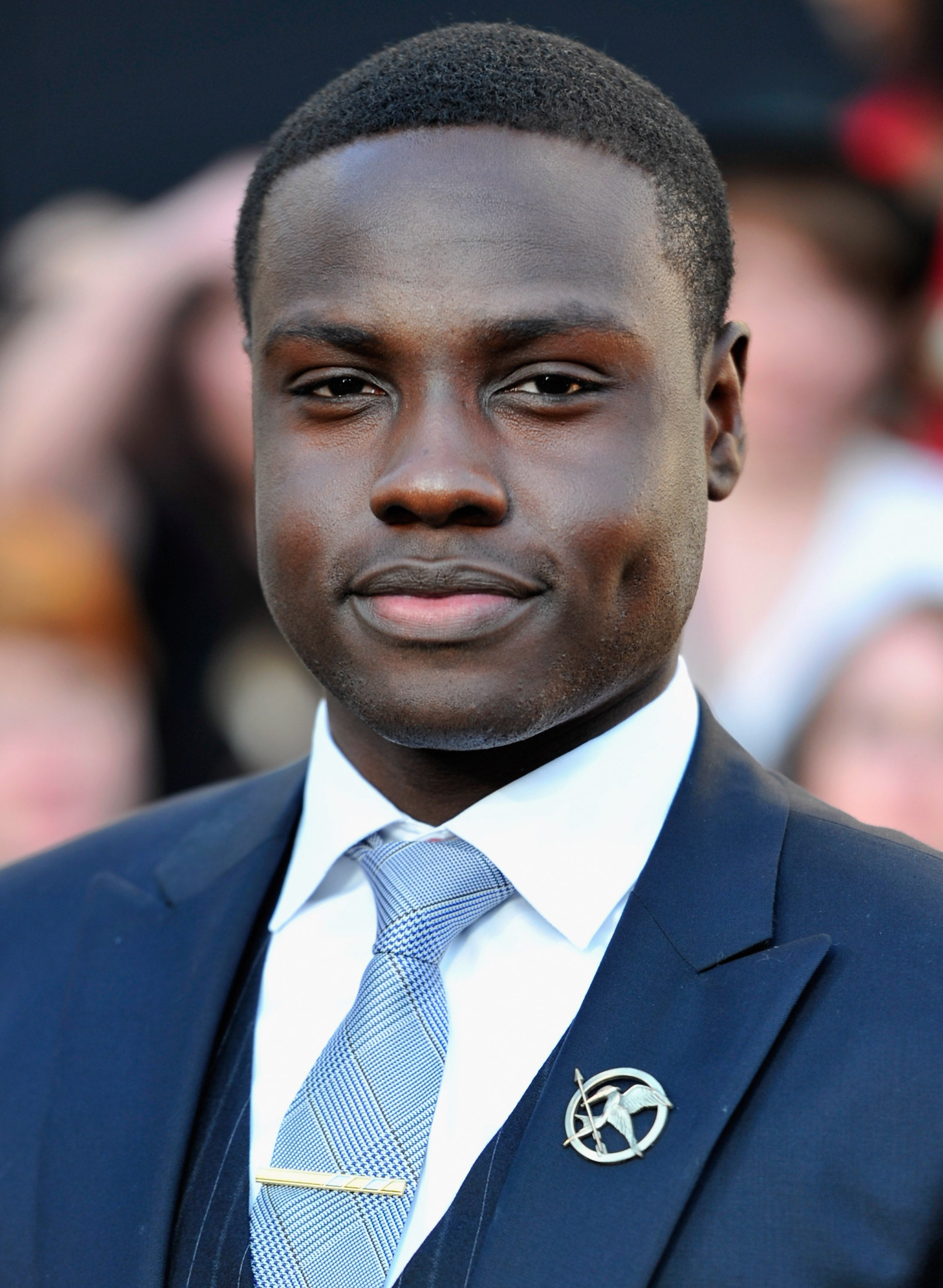 Five Questions with Hollywood Rookie Dayo Okeniyi on 'The Hunger Games'