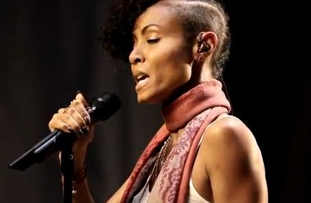 Must-See: Watch Jada Pinkett Smith's 'Burn' Video