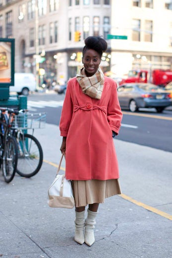 Street Style: In Living Color