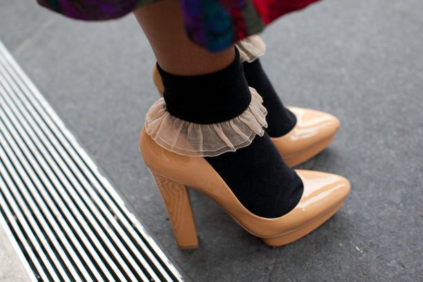 Accessories Street Style: Au Natural