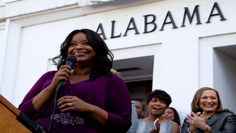 'Octavia Spencer Day' Declared in Alabama