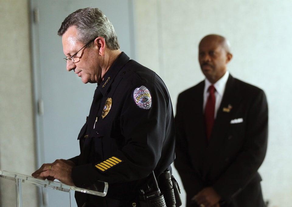 Police Chief in Trayvon Martin Case Steps Down
