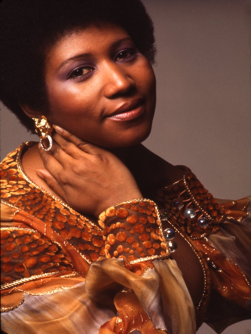 What You Said: Happy 70th Birthday, Aretha Franklin
