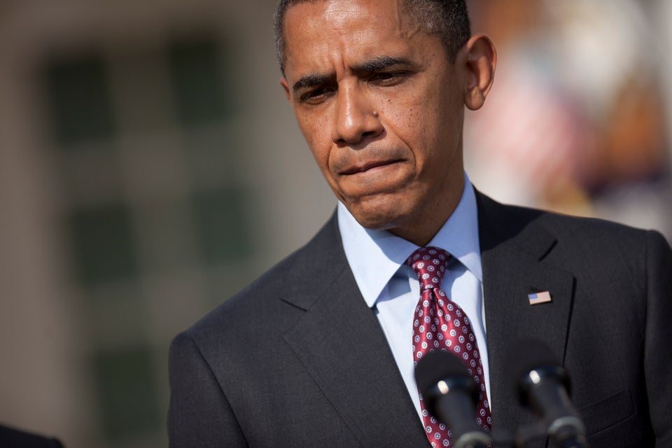 President Obama: 'If I Had a Son, He'd Look Like Trayvon'