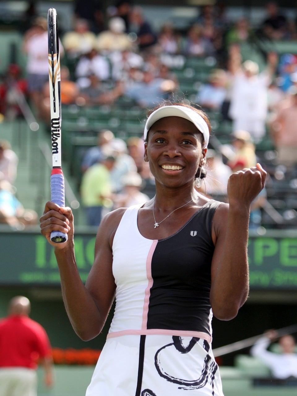 Coffee Talk: Venus Williams Returns to Tennis After Illness