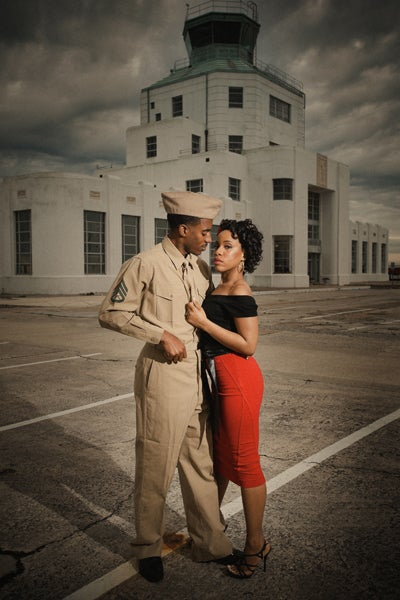 Just Engaged: Jasmine and Myles