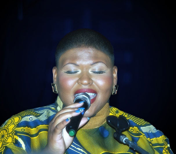 New and Next: Meet Diddy and John Legend's Favorite New R&B Singer, Stacy Barthe