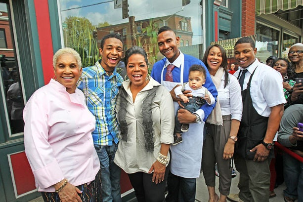 EXCLUSIVE: Miss Robbie Talks Family and Drama on Season 2 of 'Welcome to Sweetie Pie's'