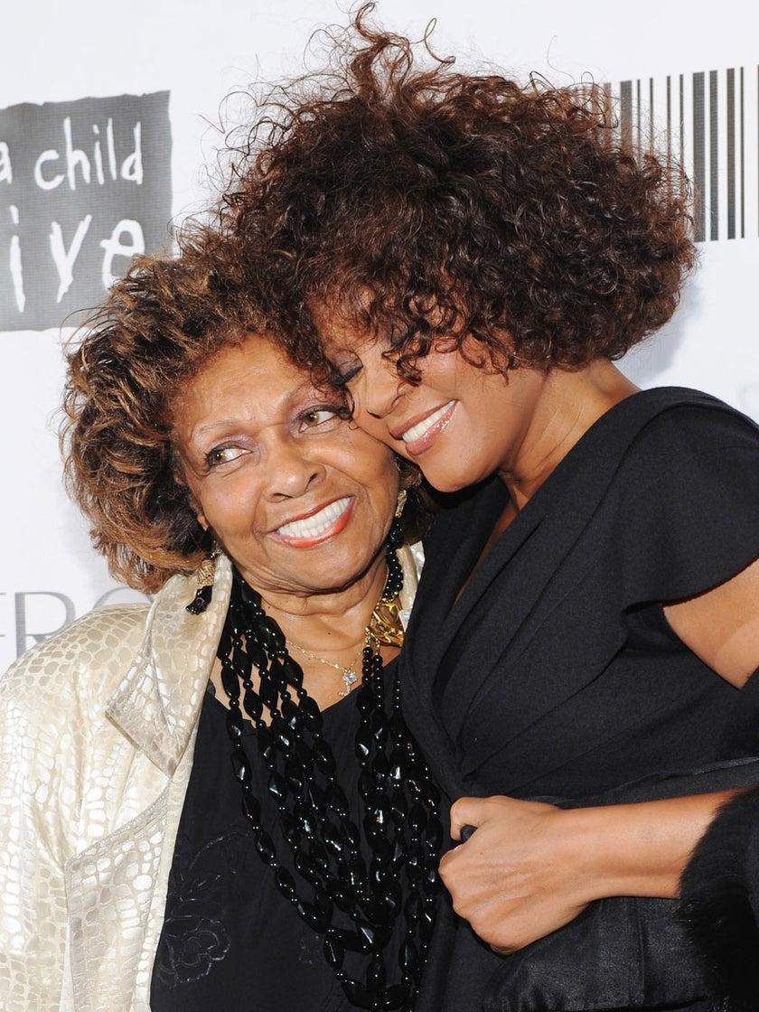 Cissy Houston on Whitney Houston Biopic: 'Please Let Her Rest'