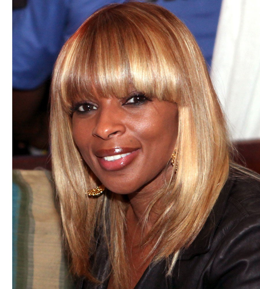 Mary J. Blige Responds to Burger King Commercial Controversy