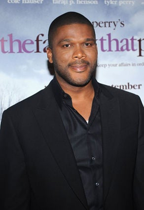 Tyler Perry Writes About His Experience With Racial Profiling
